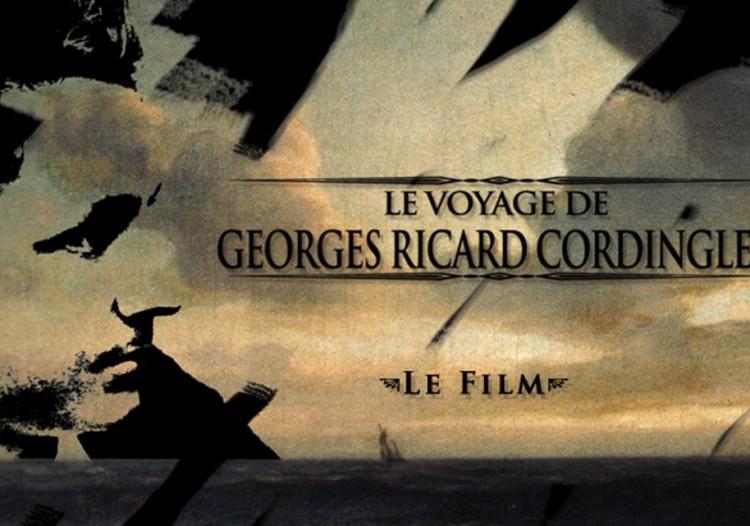 LE VOYAGE DE GEORGES RICARD CORDINGLEY